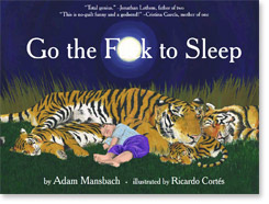 Book Cover: Go the F to Sleep